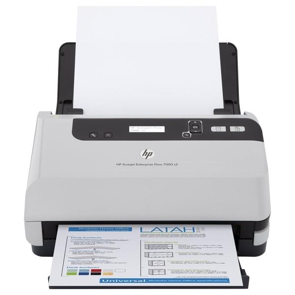 HP Scanjet 7000 s2 Sheetfed Scanner - 600 dpi Optical