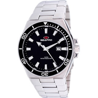 Seapro Men's Storm Stainless Steel Watch