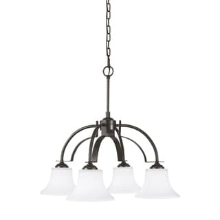 Barrington 4-light Oil Rubbed Bronze Chandelier