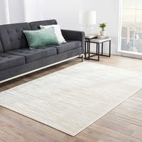 Raya Abstract Cream Area Rug - 9' x 12'