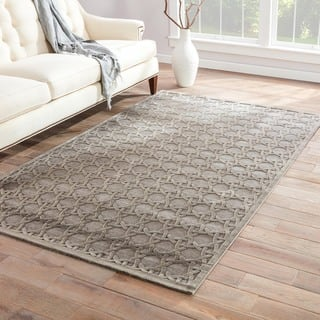 Helios Trellis Gray/ Silver Area Rug (9' X 12')|https://ak1.ostkcdn.com/images/products/8577121/P15850958.jpg?impolicy=medium