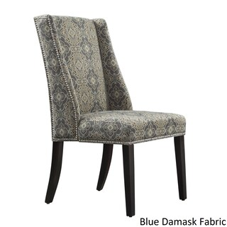Geneva Wingback Hostess Chairs by iNSPIRE Q Bold (Set of 2) (More options available)