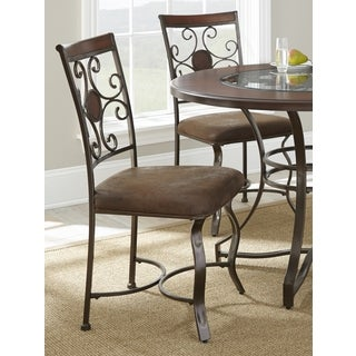 Greyson Living Torino Dining Chair (Set of 2) - 38 inches high x 19 inches wide x 23 inches deep
