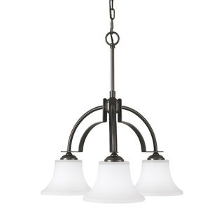 Barrington 3-light Oil Rubbed Bronze Chandelier