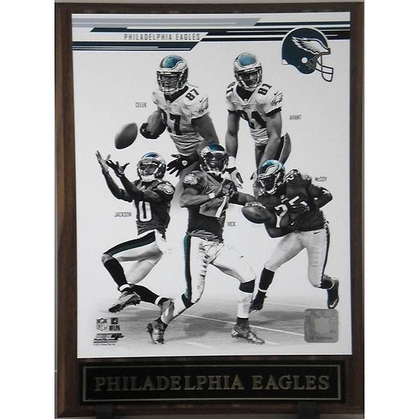 2013 Philadelphia Eagles Plaque