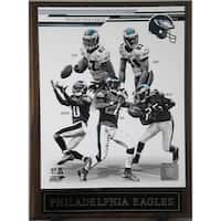2013 Philadelphia Eagles Plaque