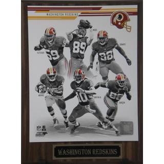 2013 Washington Redskins Plaque