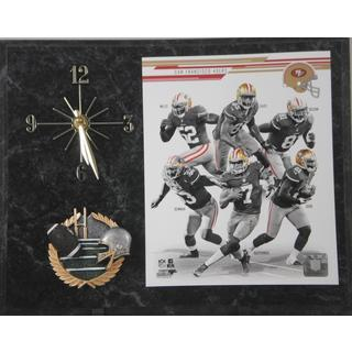 2013 San Francisco 49ers Clock
