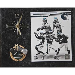 2013 Philadelphia Eagles Clock