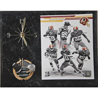 2013 Washington Redskins Clock