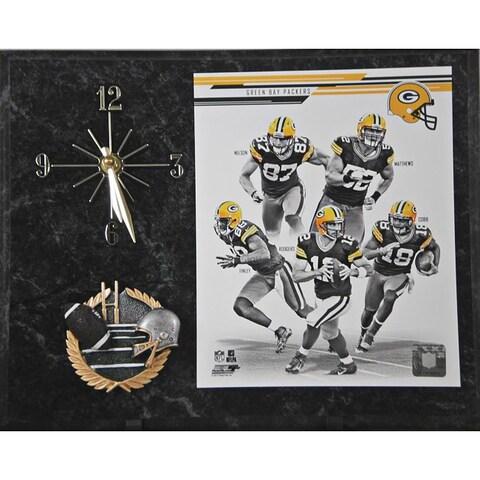2013 Green Bay Packers Clock