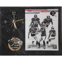 2013 Houston Texans Clock