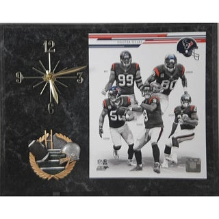 2013 Houston Texans Clock