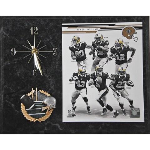 2013 New Orleans Saints Clock