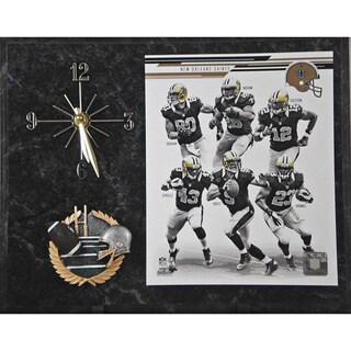 2013 New Orleans Saints Clock