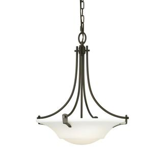 Barrington 3-light Oil Rubbed Bronze Pendant