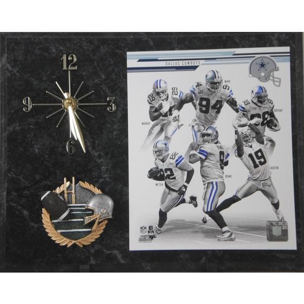 2013 Dallas Cowboys Clock