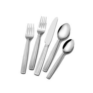 Mikasa Gourmet Basics Dolcina Frost 20-piece Flatware Set