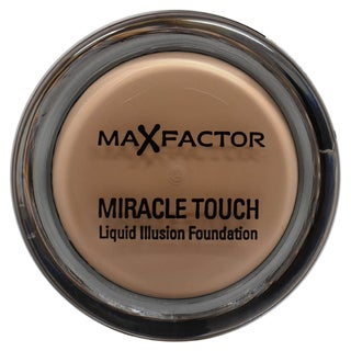 Max Factor Miracle Touch Liquid Illusion #40 Creamy Ivory Foundation