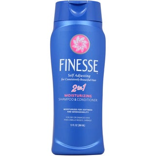 Finesse Self Adjusting 2-in-1 Moisturizing 13-ounce Shampoo and Conditioner 1