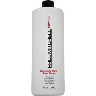 Paul Mitchell Freeze and Shine 33.8-ounce Super Spray