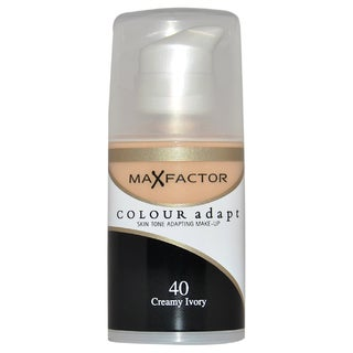 Max Factor Colour Adapt Skin Tone Adapting # 40 Creamy Ivory Makeup