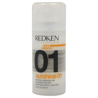 Redken Outshine 01 Anti-Frizz 3.4-ounce Polishing Milk