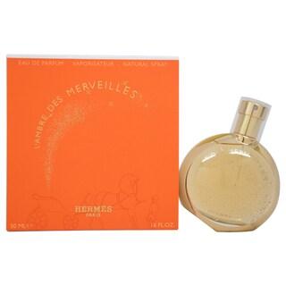 Hermes L'Ambre des Merveilles Women's 1.6-ounce Eau de Parfum Spray