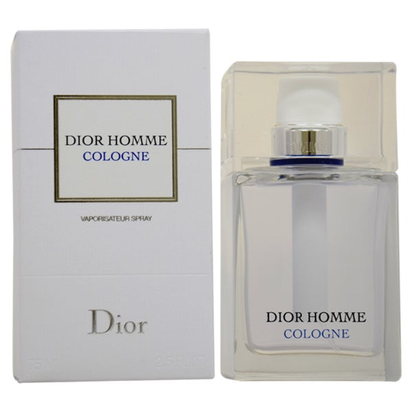 4ef22e46 Christian Dior Homme Men's 2.5-ounce Eau de Cologne Spray