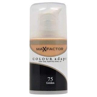 Max Factor Colour Adapt Skin Tone Adapting #75 Golden Makeup
