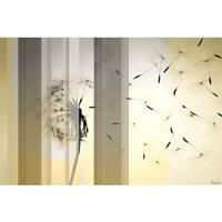 'Dandelion' Art Print - Multi-color