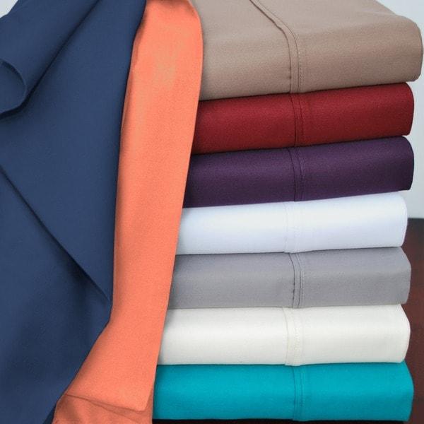 Superior Cotton Blend 800 Thread Count Wrinkle-resistant Sheet Set
