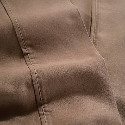 Superior 800 Thread Count Deep Pocket Cotton Blend Sheet Set