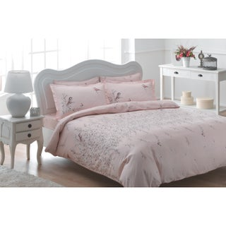 Brielle Rayon from Bamboo Twill Eden 3-piece Duvet Cover Set with Giftable Box (2 options available)