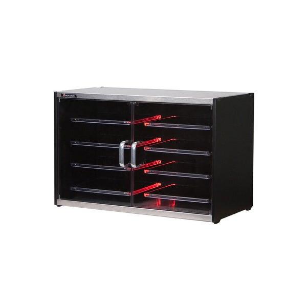 Shop Hot Logic Macrowave Ultimate 8 Shelf Slow Cooker Oven