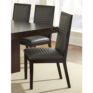 Greyson Living Alexa Espresso Dining Chair (Set of 2)