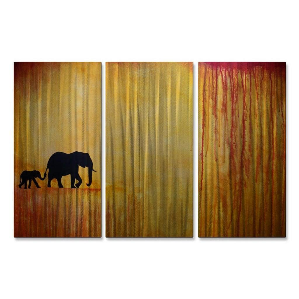 Outstanding Metal Wall Decor Sets Ideas - The Wall Art Decorations ...
