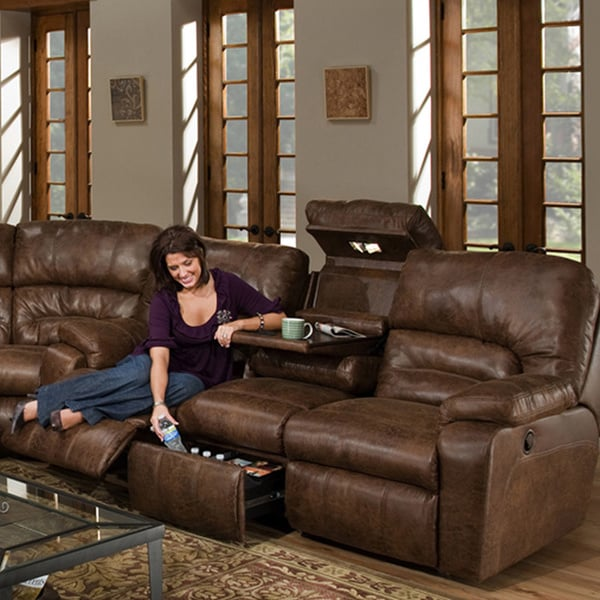 Genial Dakota Motion Reclining Sofa