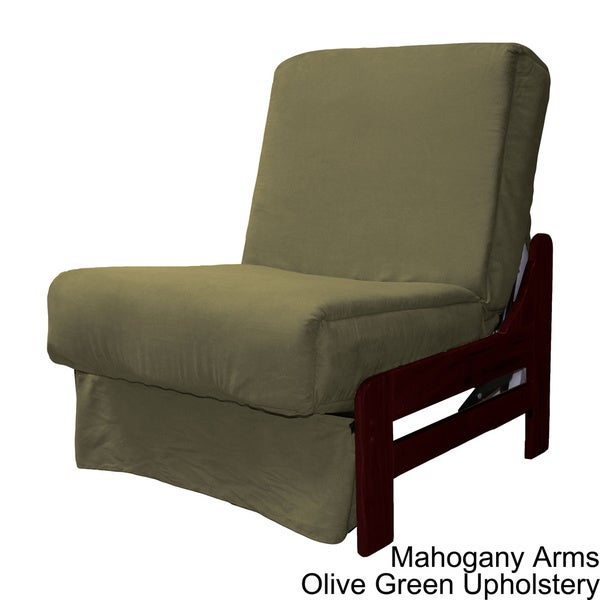 boston perfect sit & sleep transitional-style pillow top chair