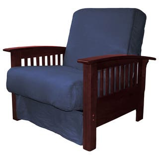 Brendan Perfect Sit Sleep Mission Style Pillow Top Chair