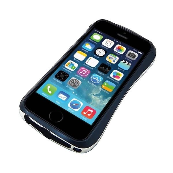 DRACO Blue Draco 5 Aluminum Bumper Case for Apple® iPhone 5/ 5S