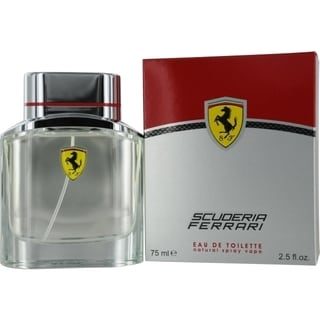 Ferrari Scuderia Men's 2.5-ounce Eau de Toilette Spray