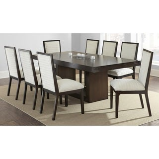Greyson Living Amia Dining Set with Amia Chairs