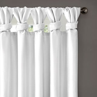 Curtains Ideas black and white panel curtains : White Curtains & Drapes - Shop The Best Deals For Apr 2017