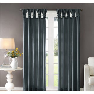Laurel Creek Alice Twisted Tab Curtain Panel (More options available)