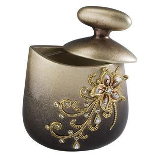 Sapphire Rose Decorative Jewelry Box