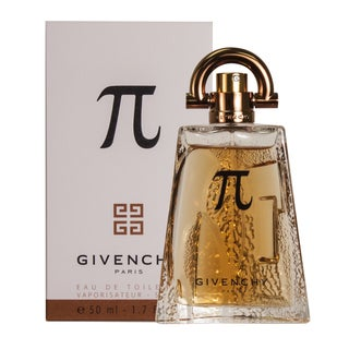 Givenchy Pi Men's 1.7-ounce Mini Eau de Toilette Spray