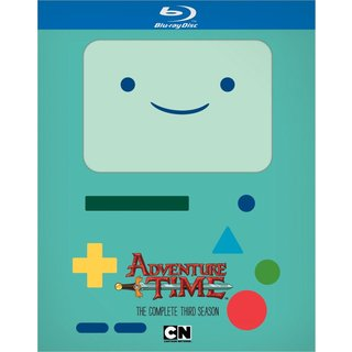Adventure Time: The Complete Third Season (Blu-ray Disc)