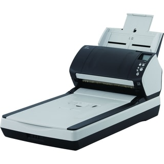 Fujitsu Fi-7280 Sheetfed/Flatbed Scanner - 600 dpi Optical