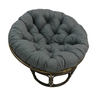 Blazing Needles 48-inch Microsuede Papasan Cushion/ Floor Pillow